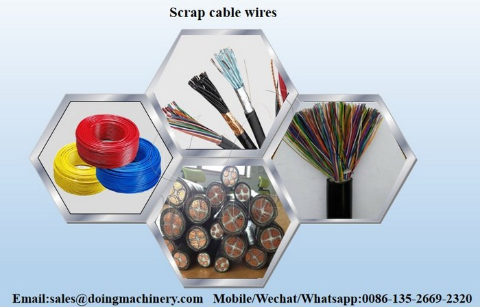 get plastic off copper wire